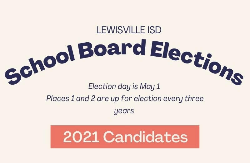 Infographic: School Board candidates