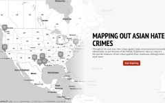 Navigation to Story: Mapping out Asian hate crimes