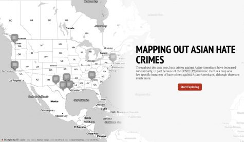 Mapping out Asian hate crimes