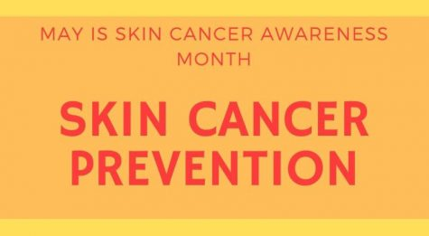 Infographic: Skin cancer awareness month