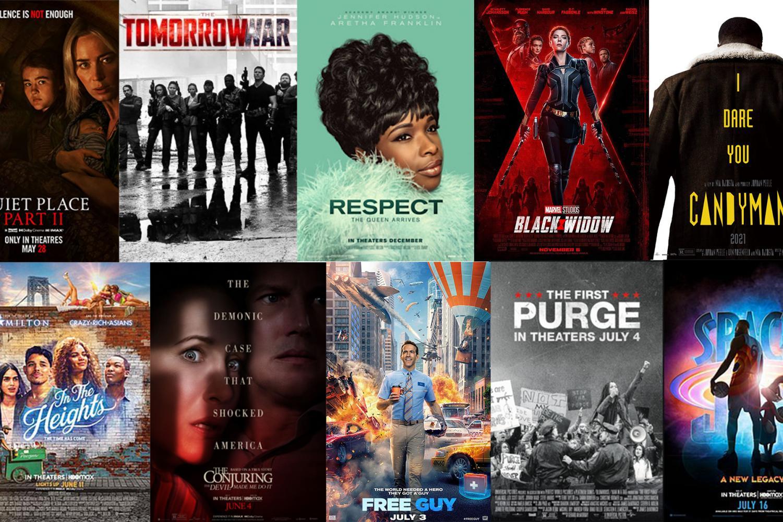 Your new summer movie checklist