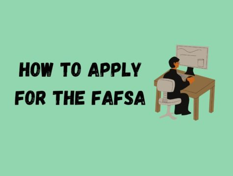 Infographic: How to apply for the FASFA