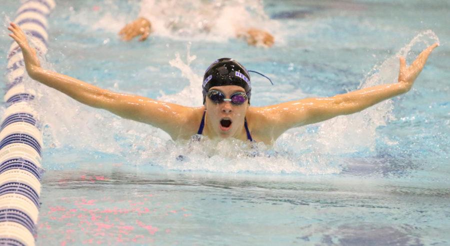 Swim team to compete against Flower Mound Oct. 19