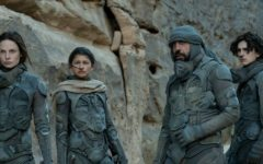 """Navigation to Story: The visuals in """"Dune"""" are enthralling"""
