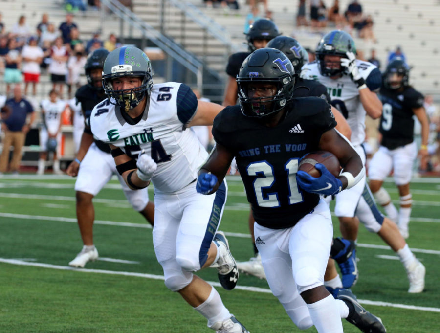 Football to play against Marcus in homecoming game